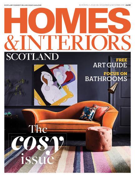 Homes & Interiors Scotland October 25, 2019 00:00