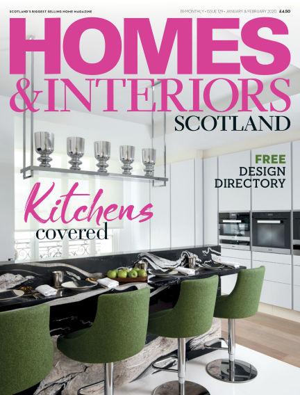 Homes & Interiors Scotland December 27, 2019 00:00