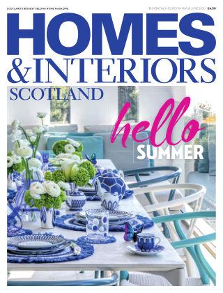Homes & Interiors Scotland mayJune2020