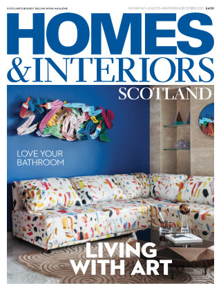 Homes & Interiors Scotland NovDec2020