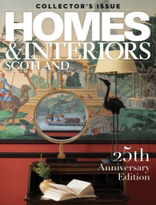 Homes & Interiors Scotland March April 2021