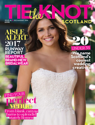 Tie the Knot Scotland Issue 46