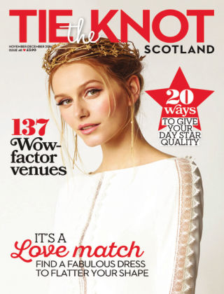 Tie the Knot Scotland Issue 48