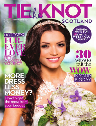 Tie the Knot Scotland Issue 44