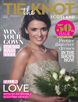 Tie the Knot Scotland Issue 50