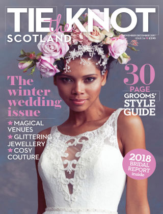 Tie the Knot Scotland Issue 54