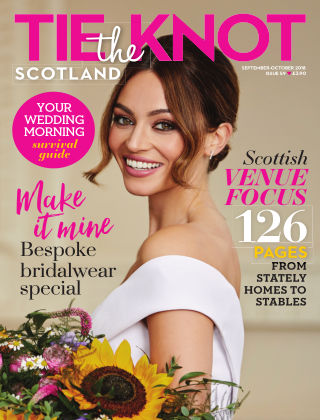 Tie the Knot Scotland Issue 59