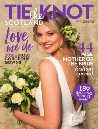 Tie the Knot Scotland Issue 55