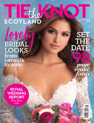 Tie the Knot Scotland Issue 58