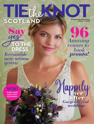 Tie the Knot Scotland Issue 160
