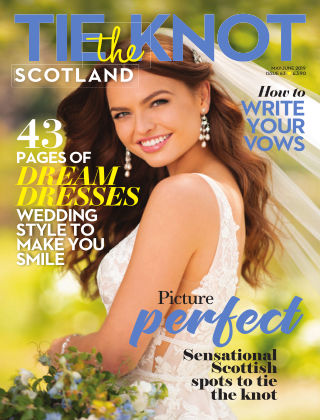 Tie the Knot Scotland May-June2019