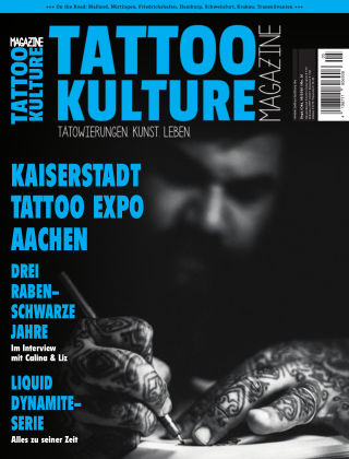 Tattoo Kulture Magazine 16