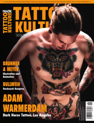 Tattoo Kulture Magazine 17