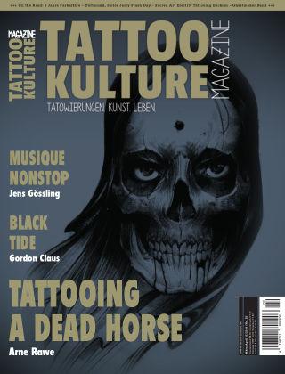 Tattoo Kulture Magazine 25