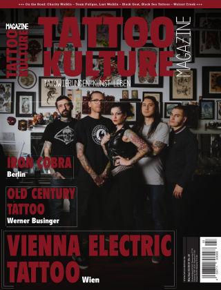 Tattoo Kulture Magazine 26