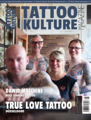 Tattoo Kulture Magazine 28