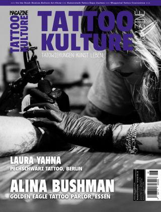Tattoo Kulture Magazine 06/2018