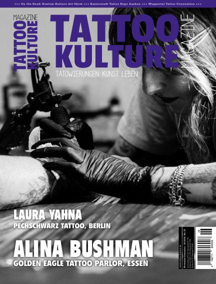 Tattoo Kulture Magazine