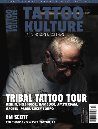 Tattoo Kulture Magazine 01/2019