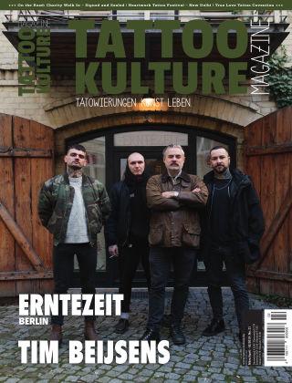 Tattoo Kulture Magazine #31