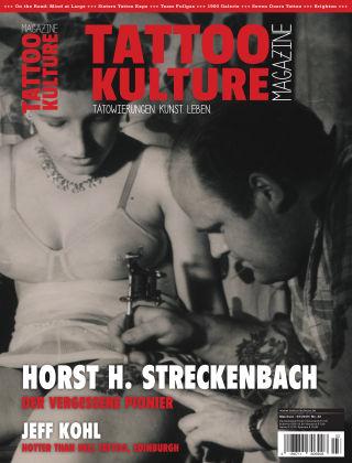 Tattoo Kulture Magazine #32