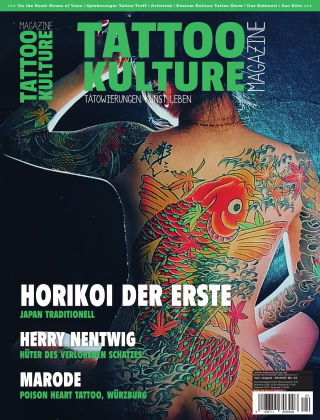Tattoo Kulture Magazine #33