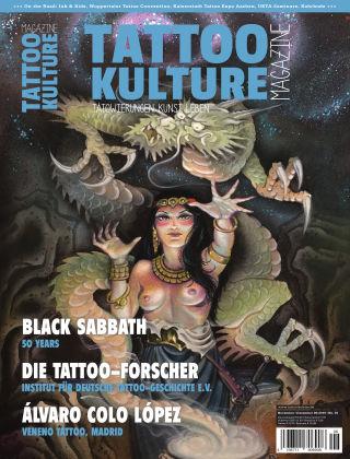 Tattoo Kulture Magazine #35