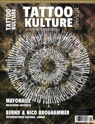 Tattoo Kulture Magazine #36
