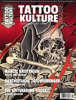 Tattoo Kulture Magazine #37