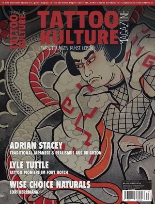Tattoo Kulture Magazine #38