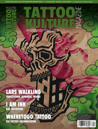 Tattoo Kulture Magazine #39