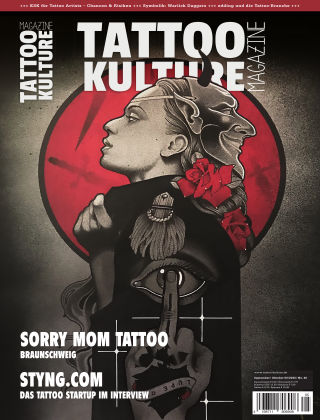 Tattoo Kulture Magazine #40