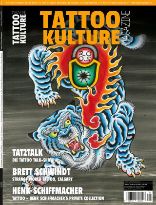 Tattoo Kulture Magazine 42