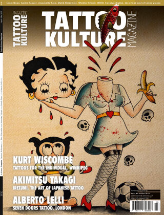 Tattoo Kulture Magazine 44