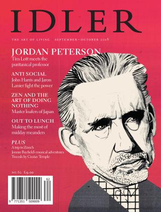 The Idler Sep:Oct2018