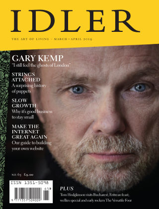 The Idler Mar Apr2019