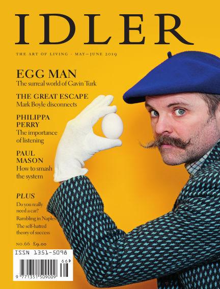 The Idler April 29, 2019 00:00
