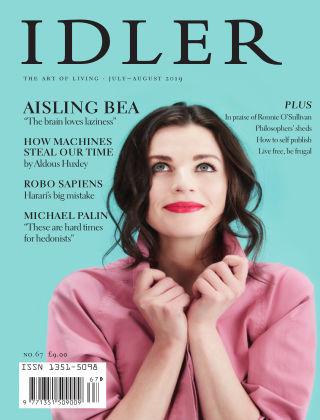 The Idler JulyAugust2019