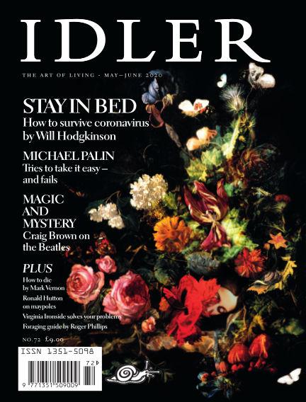 The Idler April 28, 2020 00:00