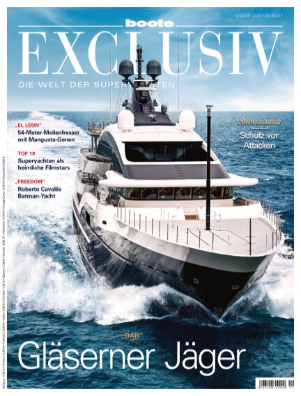 BOOTE EXCLUSIV June 28, 2019 00:00