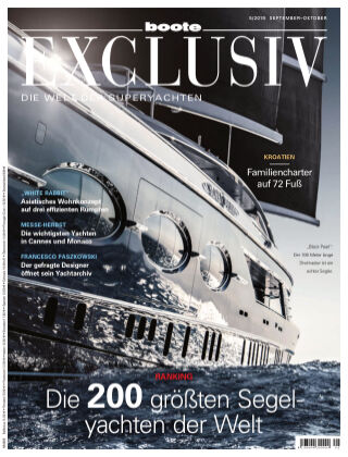 BOOTE EXCLUSIV 05-2019