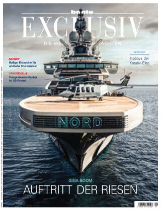 BOOTE EXCLUSIV 01-2021