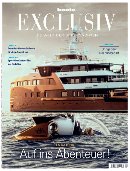 BOOTE EXCLUSIV March 03, 2021 00:00