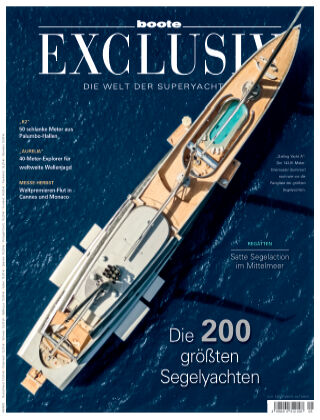 BOOTE EXCLUSIV 05-2021