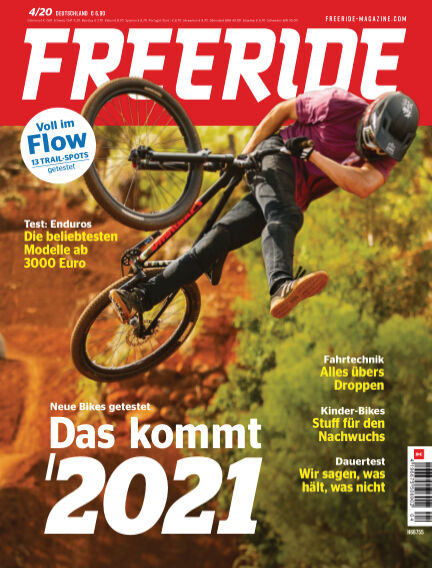 FREERIDE October 09, 2020 00:00