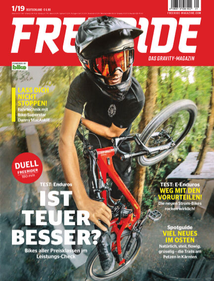 FREERIDE March 01, 2019 00:00
