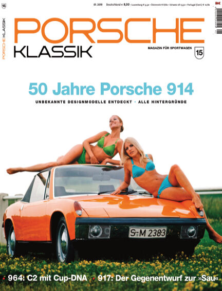 PORSCHE KLASSIK April 03, 2019 00:00