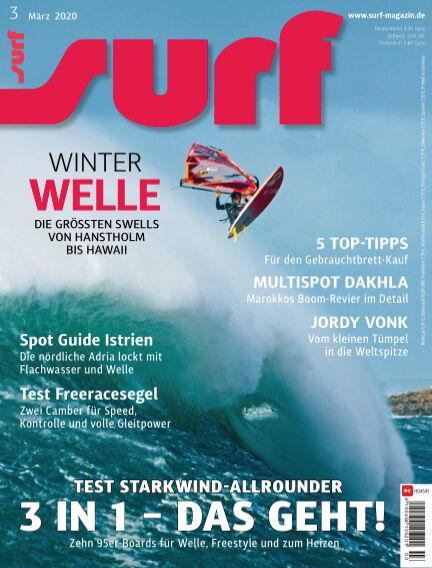SURF February 26, 2020 00:00