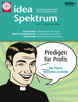 idea Spektrum 33-2018