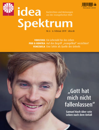 idea Spektrum 6/2019